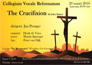 poster The Crucifixion 2010