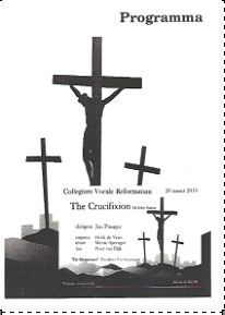 programmaThe Crucifixion 2010