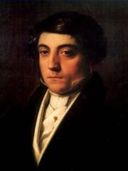 portret G.A. Rossini