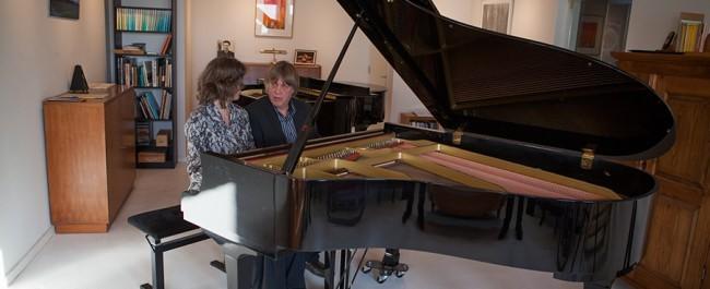 foto Ellen Dijkhuizen en Ties Molenhuis