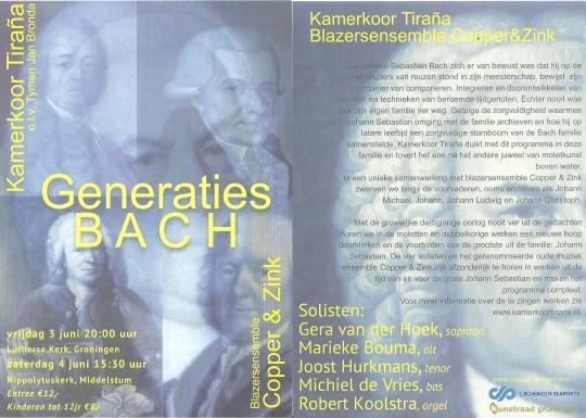 Generaties_BACH