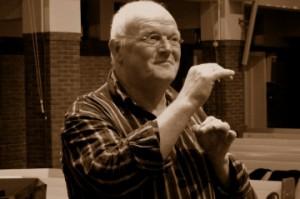 Dirigent Jan Pranger